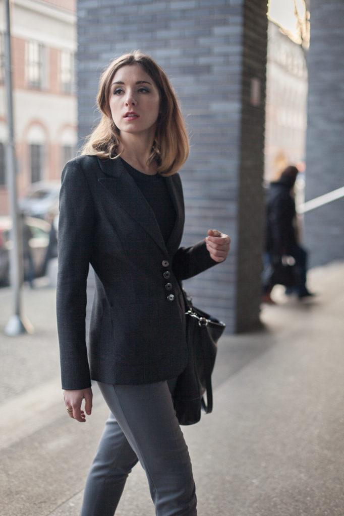 kobieta pracująca elegancja styl working girl