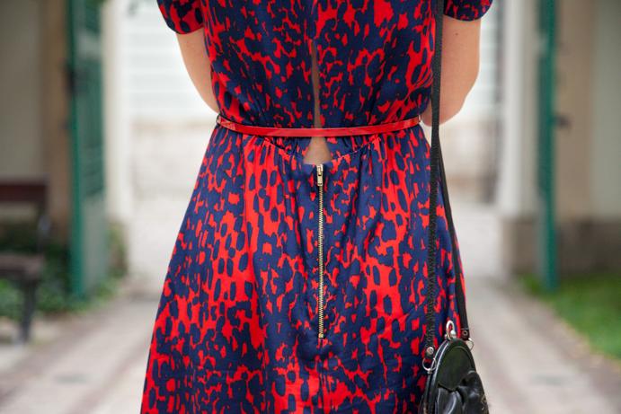 Woman seductive dress