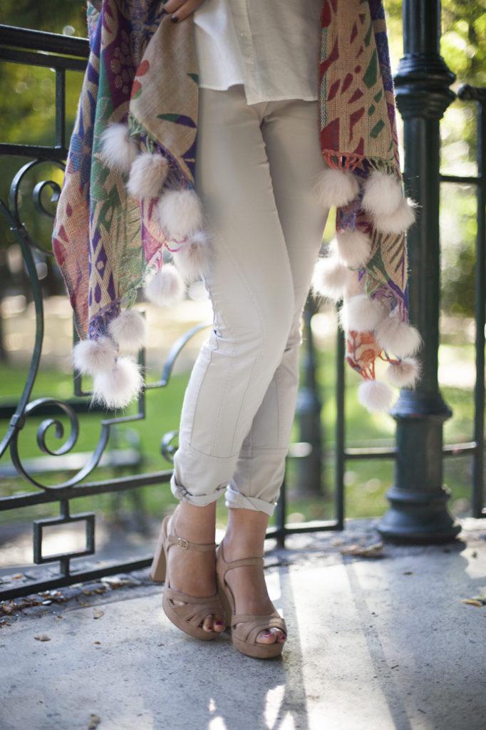 eleganckie kolory jesieni