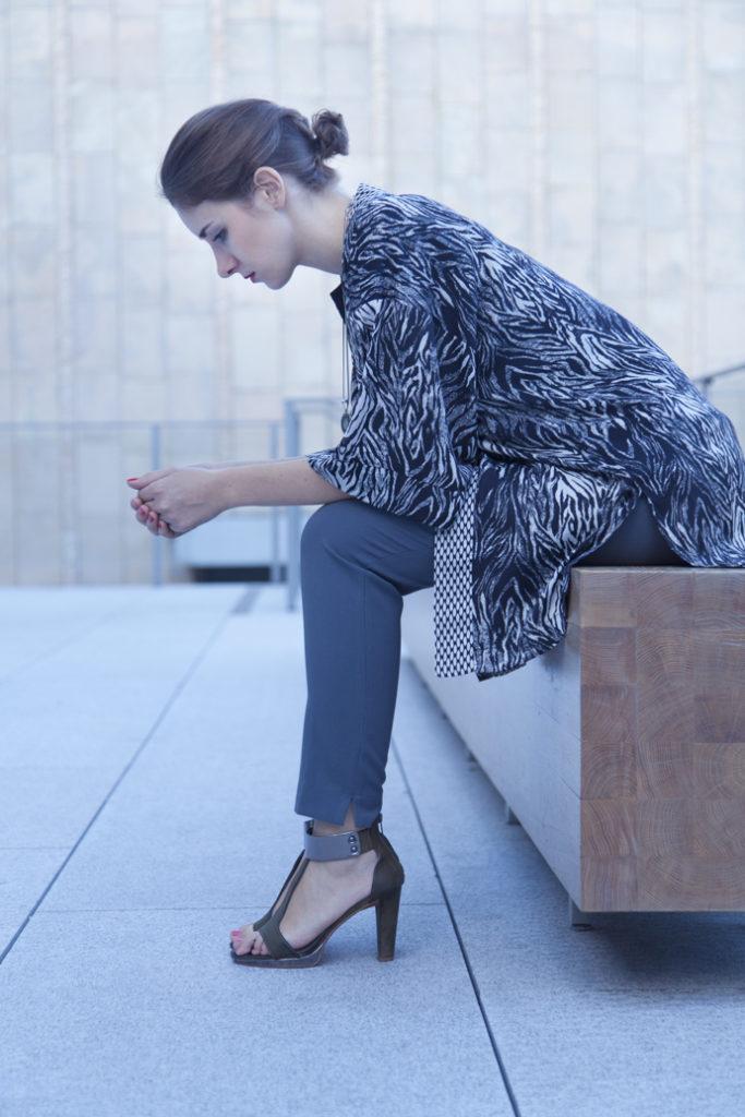 elegant style classic kimono