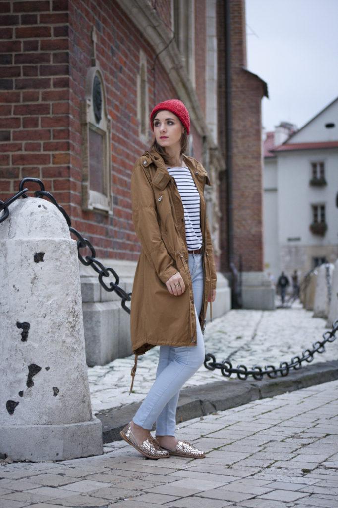 Tenderside parka style fashion