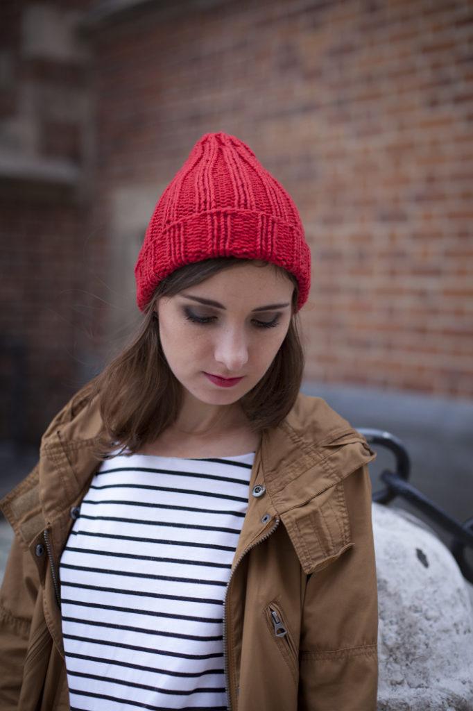 Tenderside beanie czapka dziewczyna