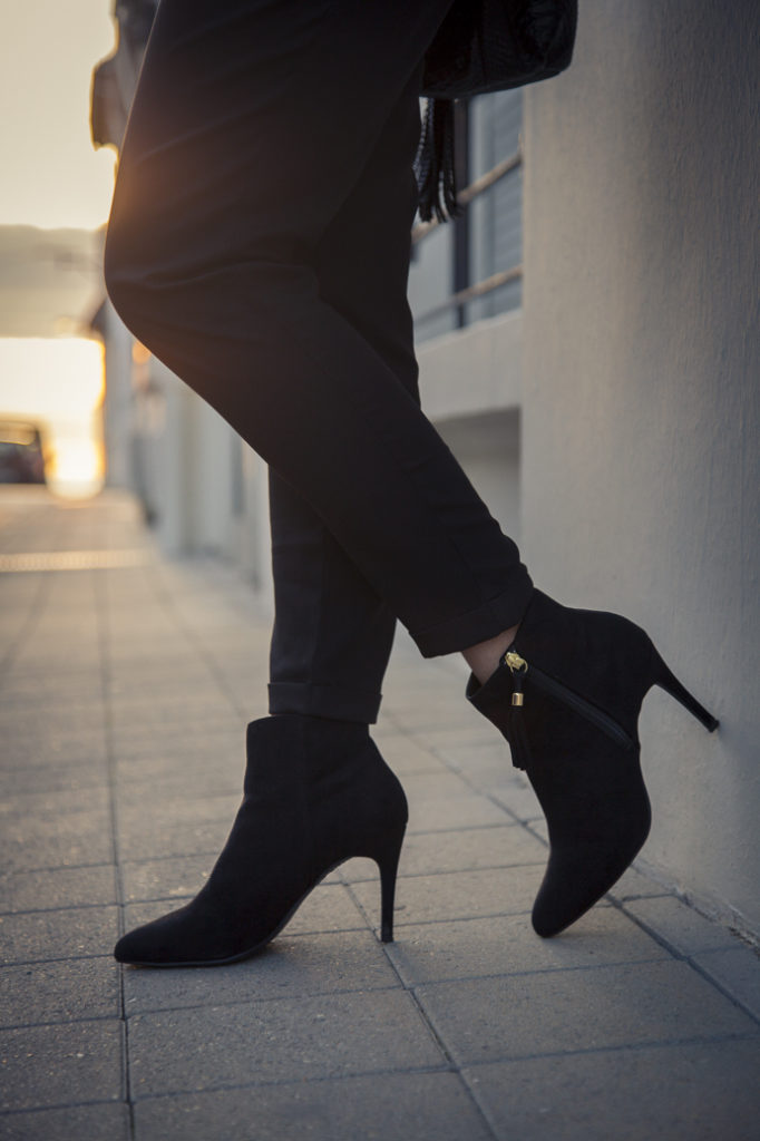 francuski styl buty shoes chic