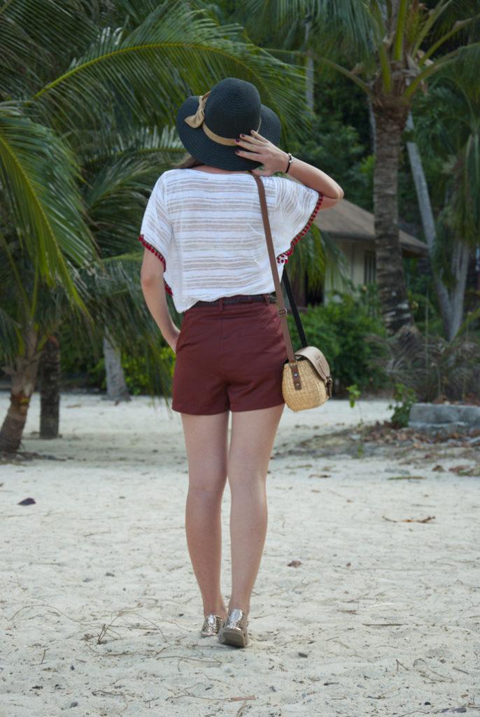 Thailand wakacyjny strój freedom