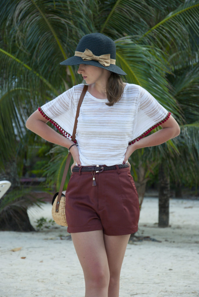 Thailand summer wakacje strój