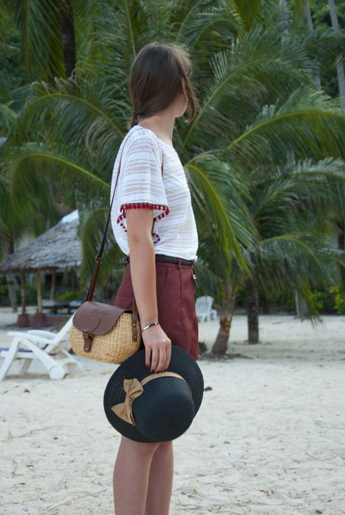 wakacyjny strój Tajlandia