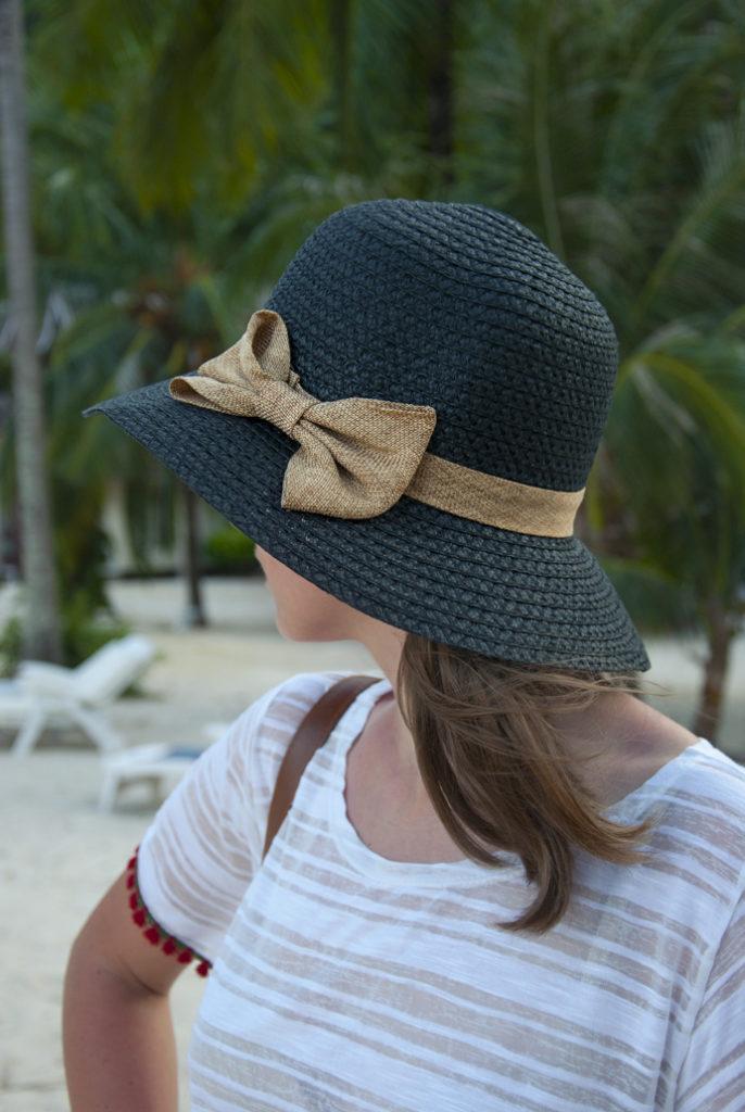 hat kapelusz wakacyjny strój girl