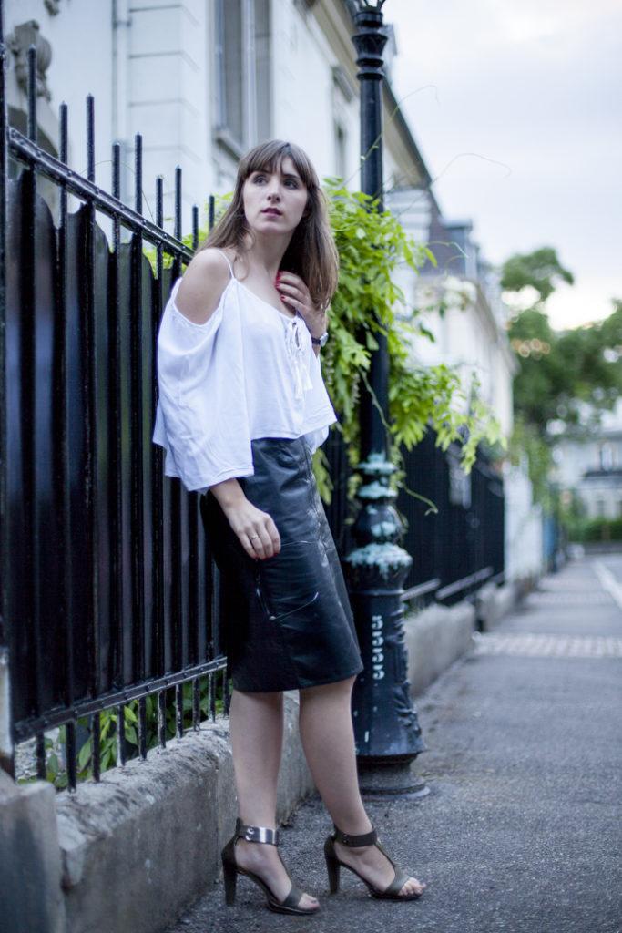 off-shoulder-blouse-midi-skirt