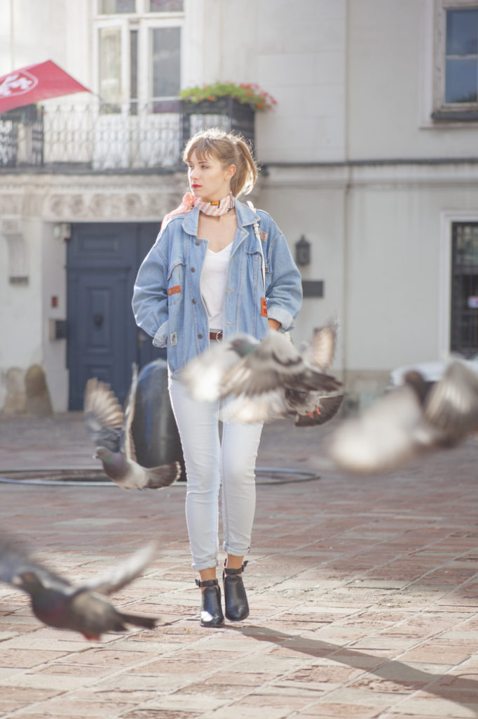 kraków-styl-moda-dżins-kobieta