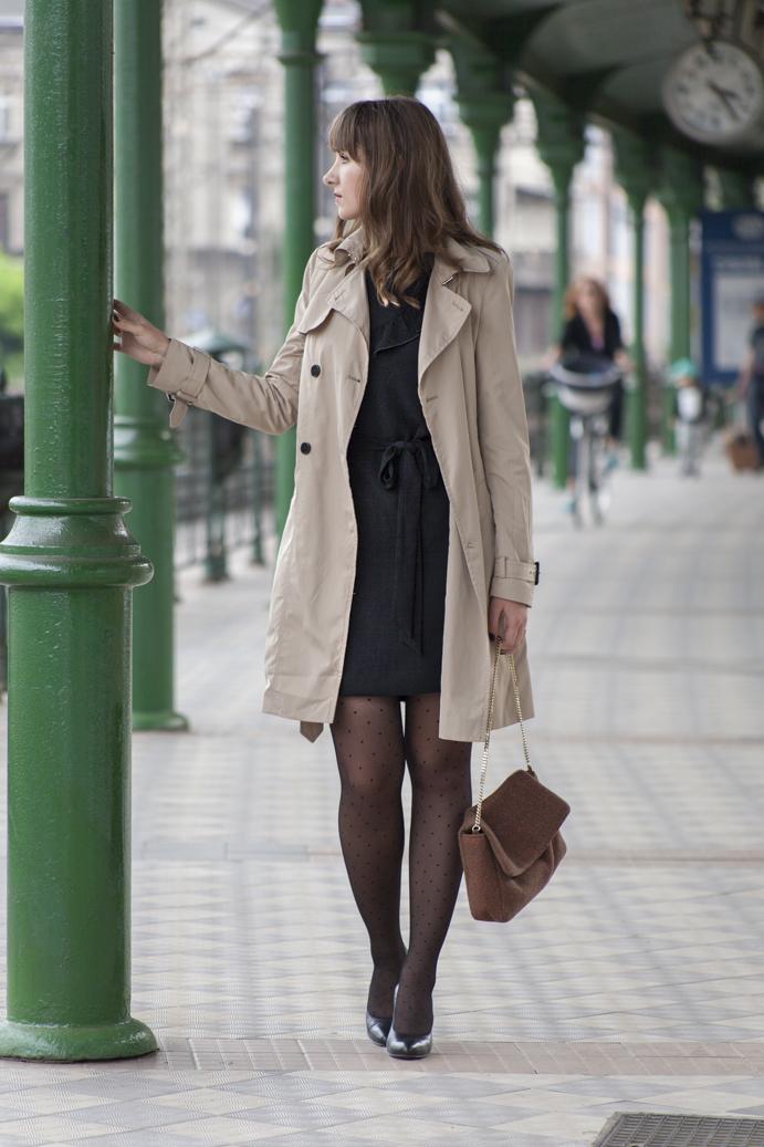 Kobiecy elegancki strój
