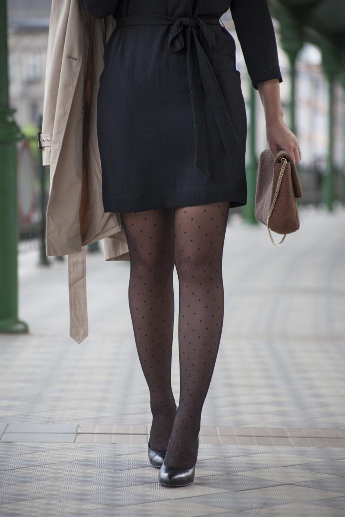 Elegancki kobiecy strój