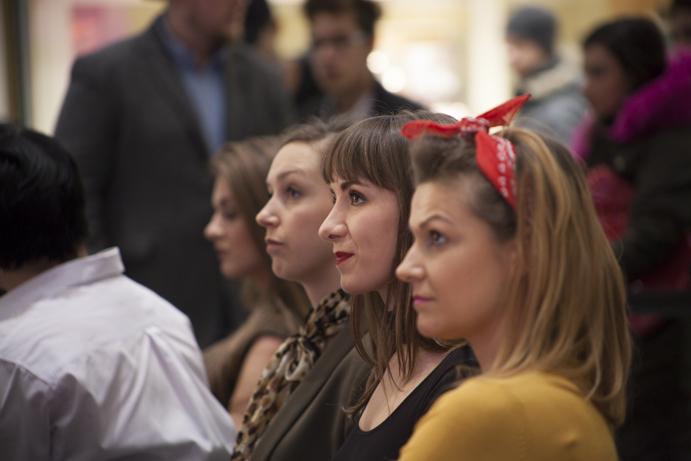 dziewczyny galeria kraków konkurs
