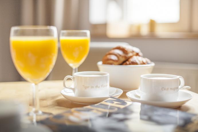 śniadanie we dwoje elegance