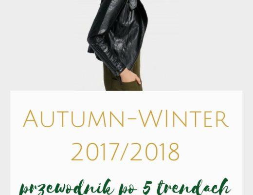 trendy jesień zima
