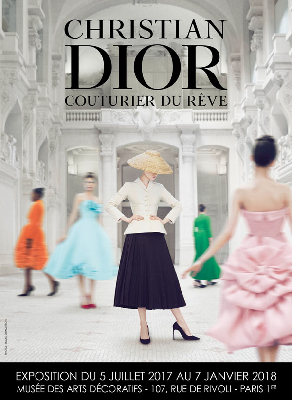 Christian Dior expostion