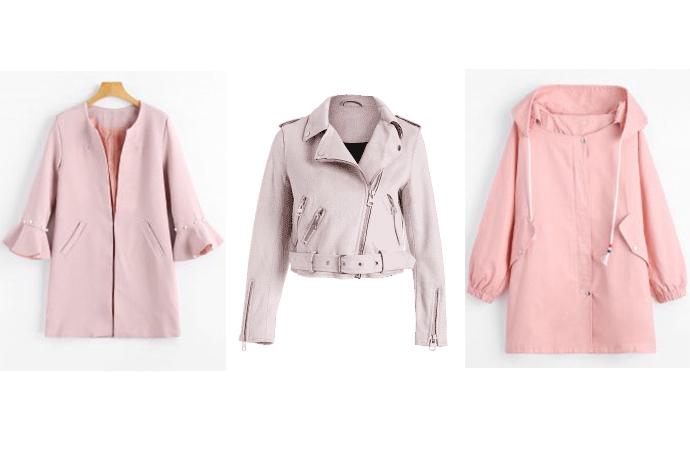 pink vests